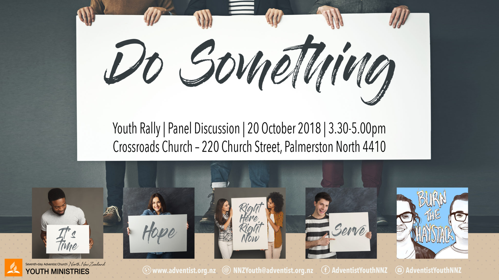 Youth Rally 2018 – Palmerston North @ Cross Roads Church