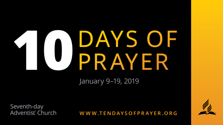 Ten Days of Prayer