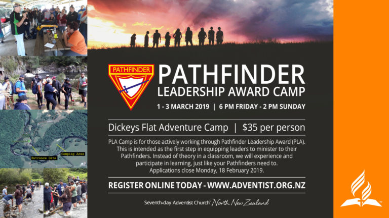 Pathfinder Leadership Award Camp @ Dickeys Flat Adventure Camp
