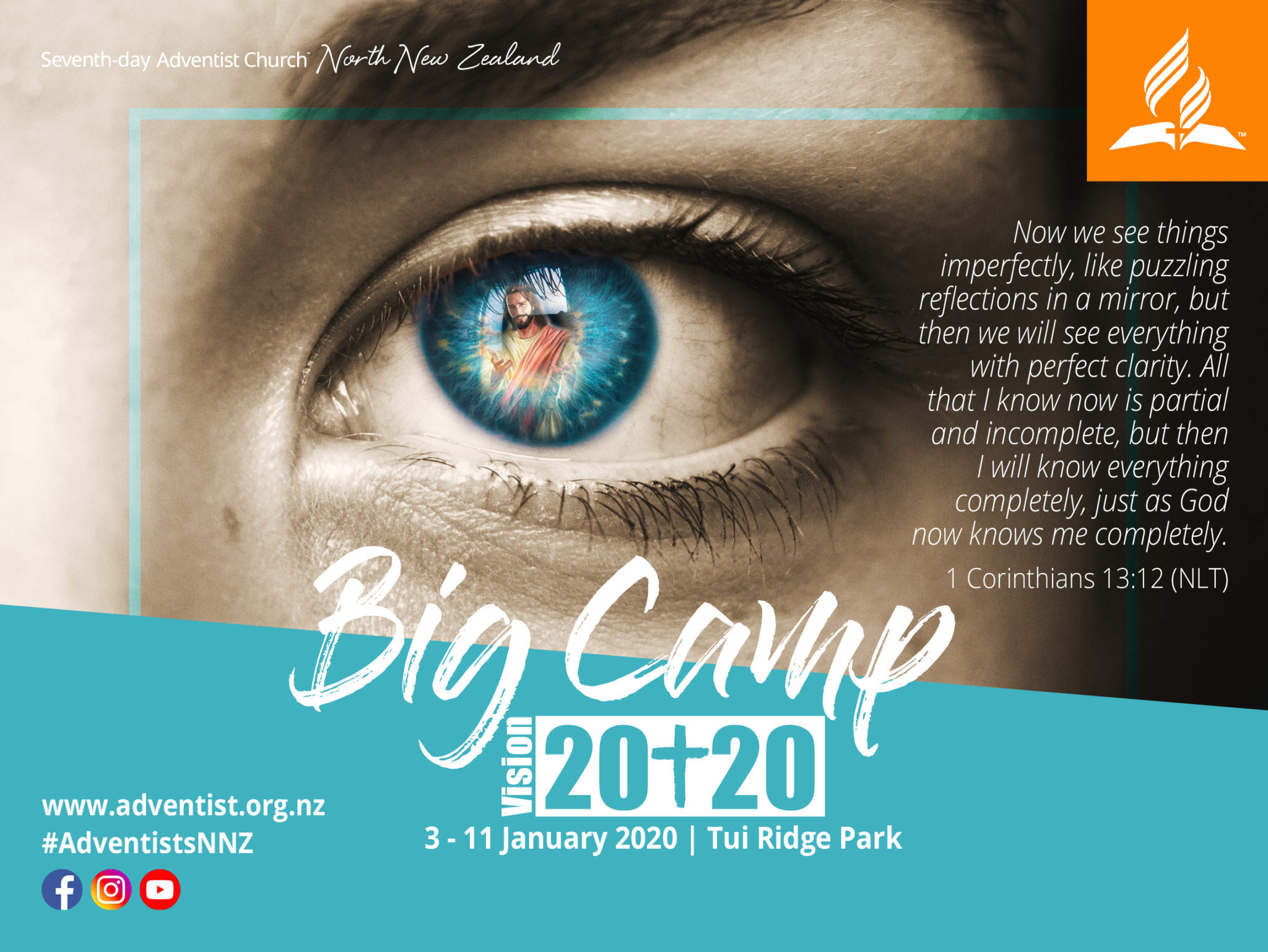 Big Camp 2020 @ Tui Ridge Park